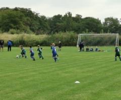 Spielbericht F-Jugend gegen Grün-Weiß Miltitz / Erklärung Fair Play Liga